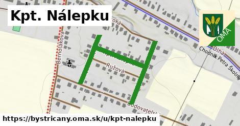 ilustrácia k Kpt. Nálepku, Bystričany - 538m