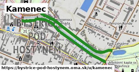 ilustrácia k Kamenec, Bystřice pod Hostýnem - 0,97km