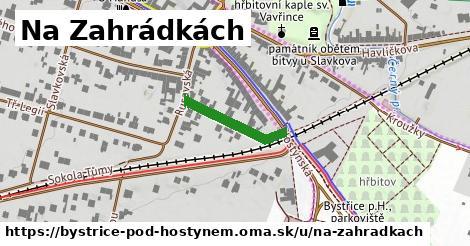 ilustrácia k Na Zahrádkách, Bystřice pod Hostýnem - 174m