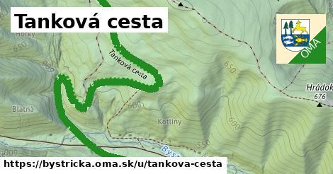 ilustrácia k Tankova cesta, Bystrička - 4,4km