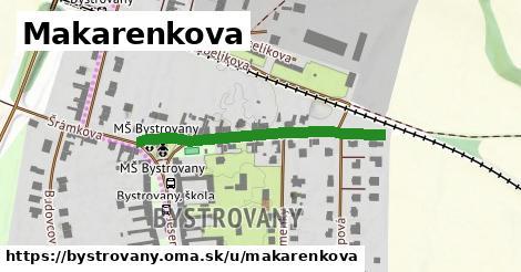 ilustrácia k Makarenkova, Bystrovany - 350m