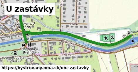 ilustrácia k U zastávky, Bystrovany - 0,76km