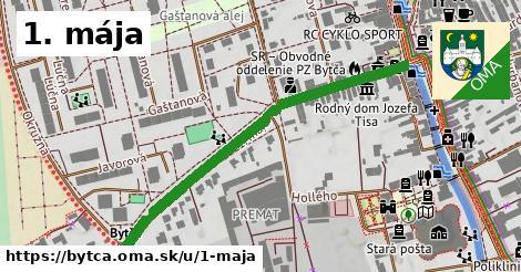 ilustrácia k 1. mája, Bytča - 542m