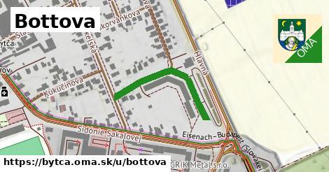ilustrácia k Bottova, Bytča - 267m