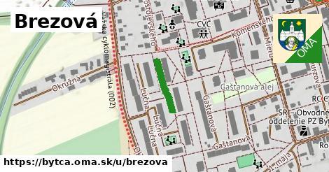 ilustrácia k Brezová, Bytča - 174m