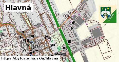 ilustrácia k Hlavná, Bytča - 1,79km