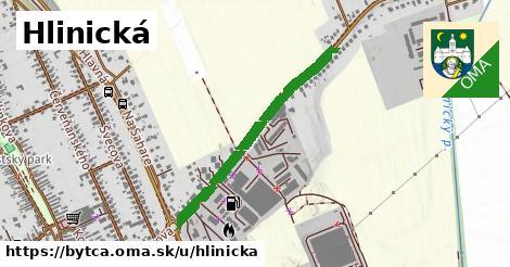 ilustrácia k Hlinická, Bytča - 680m