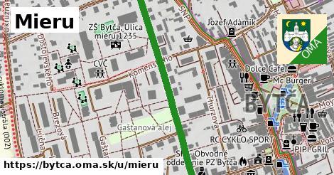ilustrácia k Mieru, Bytča - 582m