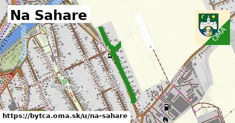 ilustrácia k Na Sahare, Bytča - 607m
