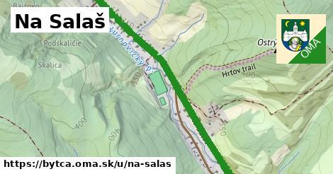 ilustrácia k Na Salaš, Bytča - 1,94km