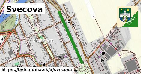 ilustrácia k Švecova, Bytča - 602m