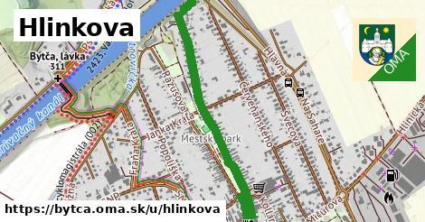 Hlinkova, Bytča