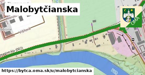 ilustrácia k Malobytčianska, Bytča - 1,10km