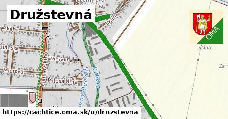 ilustrácia k Družstevná, Čachtice - 1,50km