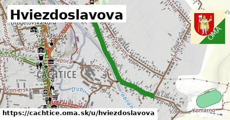 ilustrácia k Hviezdoslavova, Čachtice - 0,77km