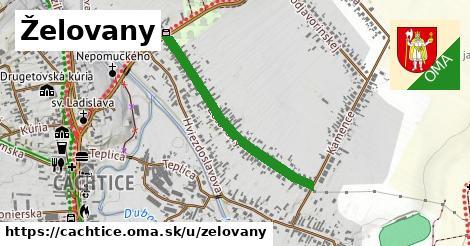 ilustrácia k Želovany, Čachtice - 676m