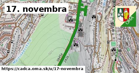 ilustrácia k 17. novembra, Čadca - 1,52km