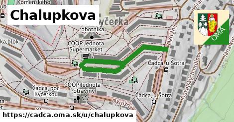 ilustrácia k Chalupkova, Čadca - 448m