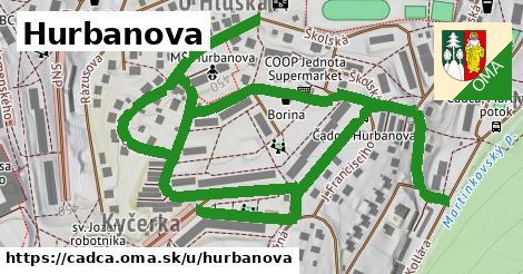 ilustrácia k Hurbanova, Čadca - 1,06km