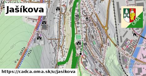 ilustračný obrázok k Jašíkova, Čadca