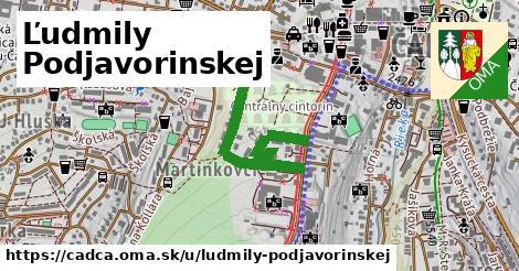ilustrácia k Ľudmily Podjavorinskej, Čadca - 573m