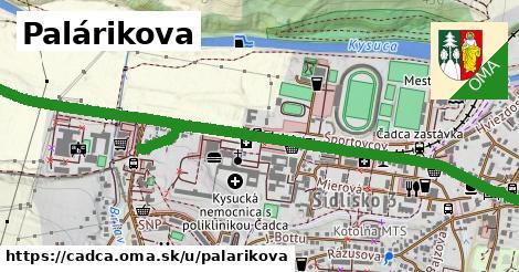ilustrácia k Palárikova, Čadca - 2,5km