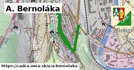 ilustrácia k A. Bernoláka, Čadca - 1,14km