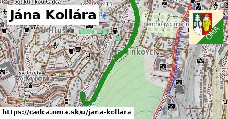 ilustrácia k Jána Kollára, Čadca - 1,06km