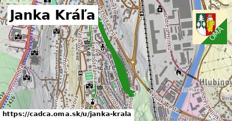 ilustrácia k Janka Kráľa, Čadca - 0,87km