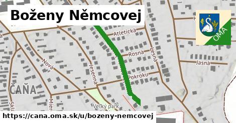 ilustrácia k Boženy Němcovej, Čaňa - 300m