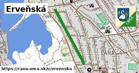 ilustrácia k Erveňská, Čaňa - 665m