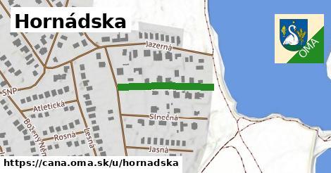 ilustrácia k Hornádska, Čaňa - 204m