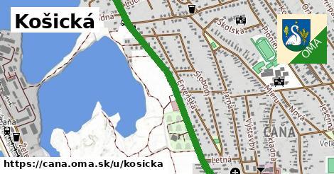 ilustrácia k Košická, Čaňa - 1,09km
