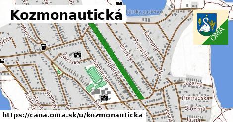 ilustrácia k Kozmonautická, Čaňa - 578m