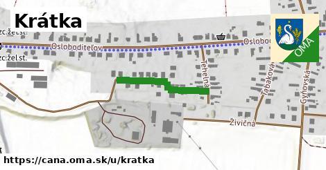 ilustrácia k Krátka, Čaňa - 230m
