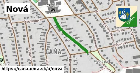 ilustrácia k Nová, Čaňa - 266m