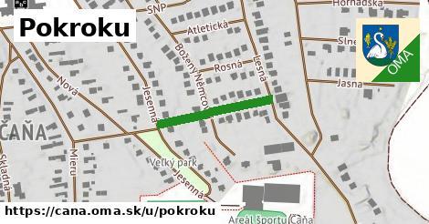 ilustrácia k Pokroku, Čaňa - 205m