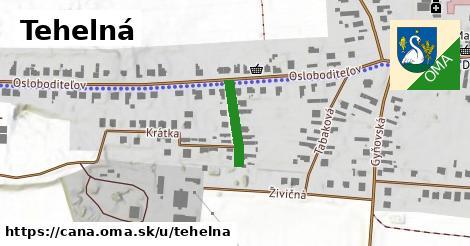 ilustrácia k Tehelná, Čaňa - 138m