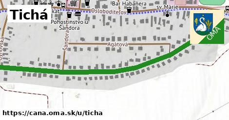 ilustrácia k Tichá, Čaňa - 0,79km