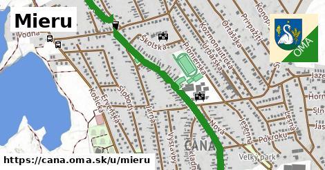 ilustrácia k Mieru, Čaňa - 1,30km