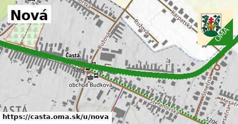 ilustrácia k Nová, Častá - 0,78km