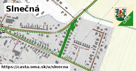 ilustrácia k Slnečná, Častá - 270m
