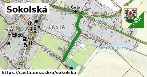 ilustrácia k Sokolská, Častá - 537m