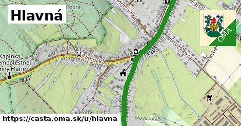 ilustrácia k Hlavná, Častá - 1,55km