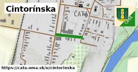 ilustrácia k Cintorínska, Čata - 147m