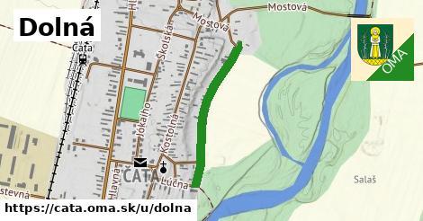 ilustrácia k Dolná, Čata - 0,70km