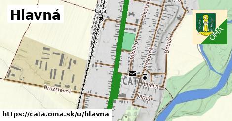 ilustrácia k Hlavná, Čata - 2,2km