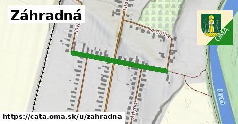 ilustrácia k Záhradná, Čata - 310m