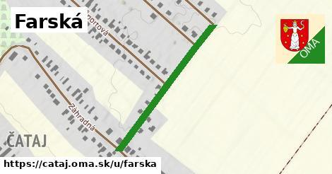 ilustrácia k Farská, Čataj - 354m