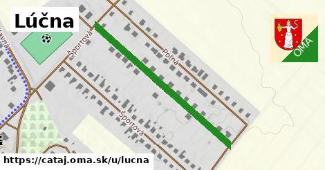ilustrácia k Lúčna, Čataj - 418m